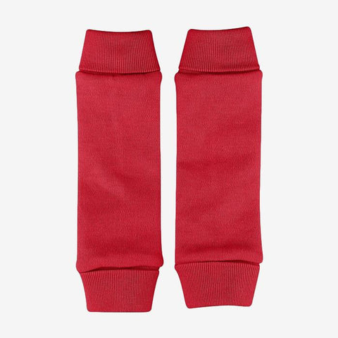 Preemie Leg Warmers // Red