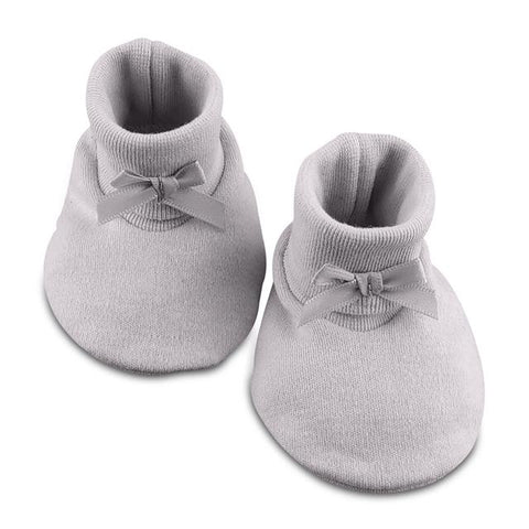 Baby Booties // Silver