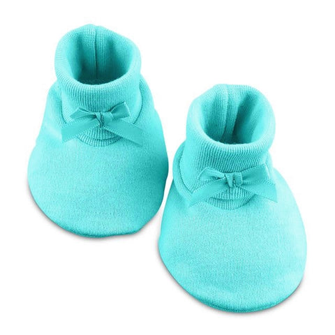 Baby Booties // Turquoise
