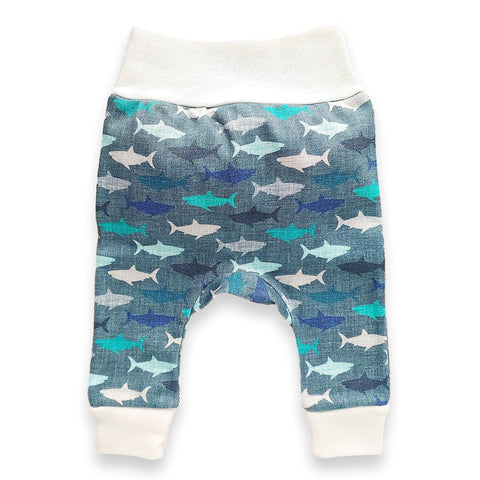 Harem Pants // Baby Shark