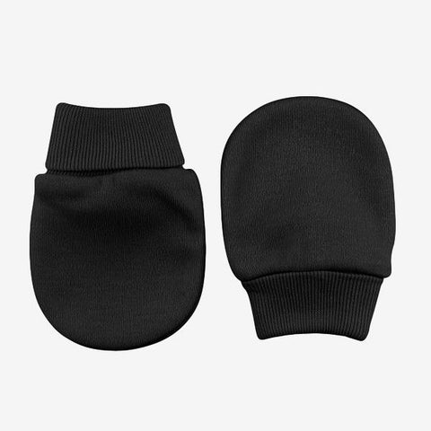 Scratch Mittens // Black