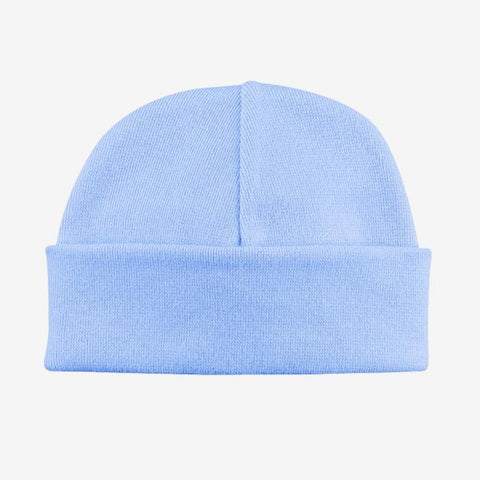 Basic Beanie Hat //  Blue