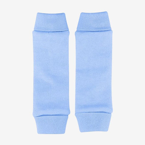 Preemie Leg Warmers // Blue