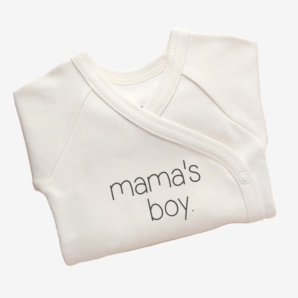 Bodysuit Cream // Mama's Boy