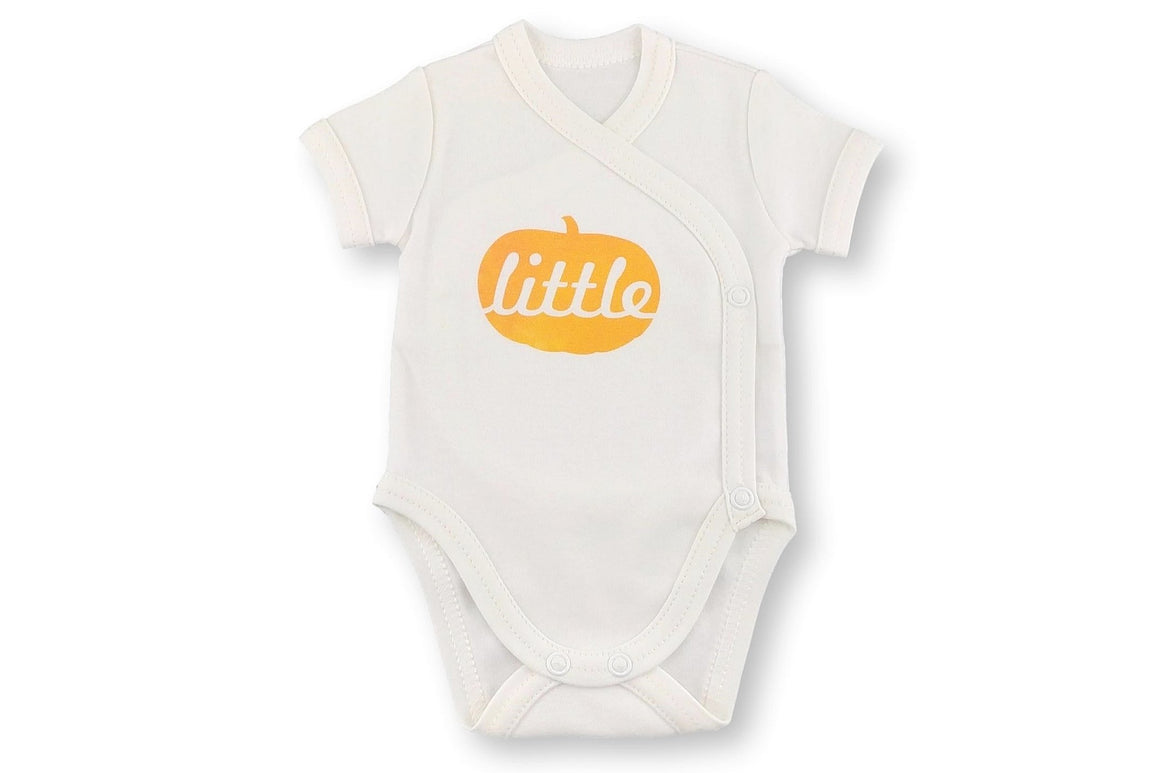 'Onesie' Cream // Little Pumpkin-onesies-UniqueKidz