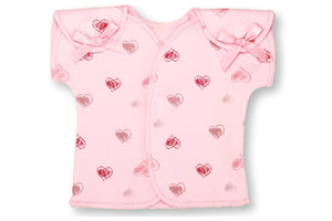 Preemie T-Shirt // Hearts-NICU shirts-UniqueKidz