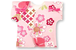 Preemie T-Shirt // Retro Flowers-NICU shirts-UniqueKidz
