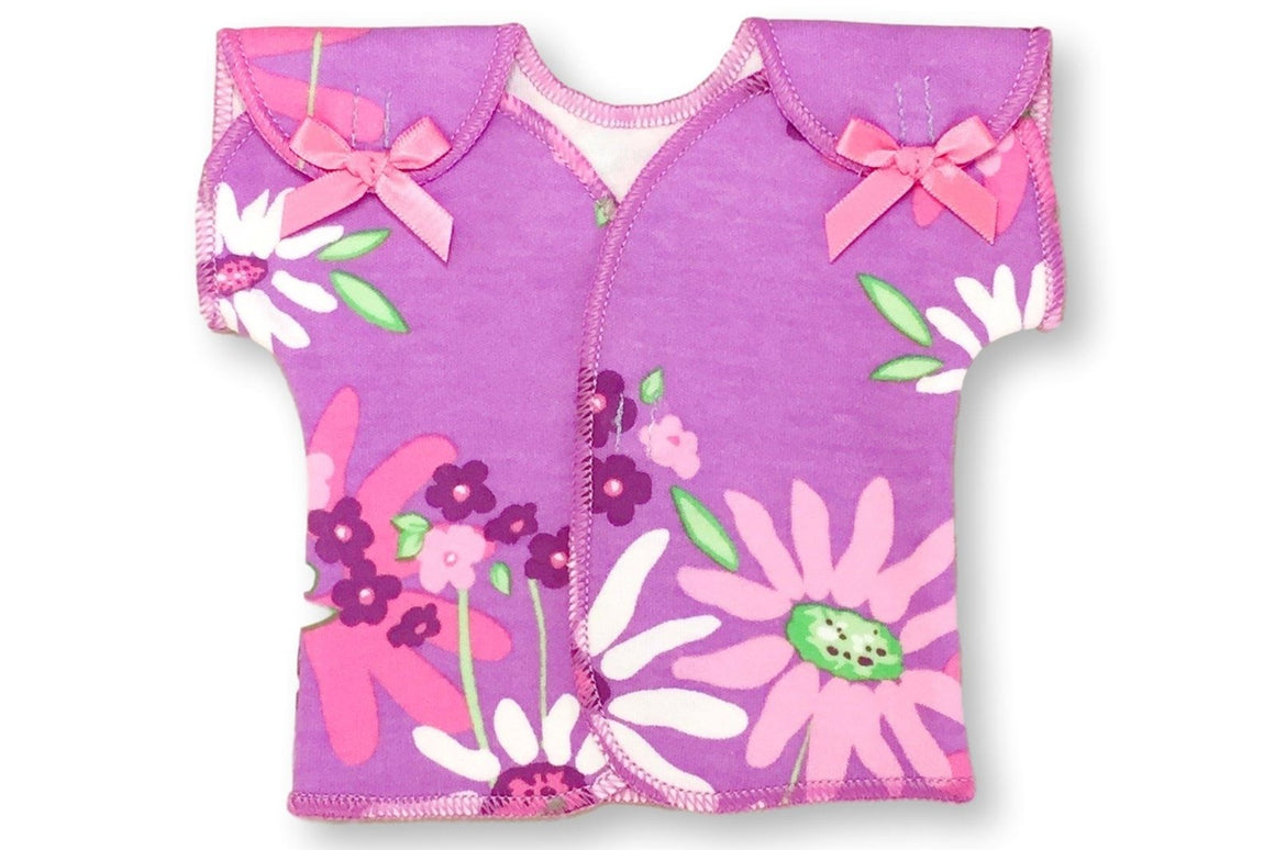 Preemie T-Shirt // Wildflowers-NICU shirts-UniqueKidz