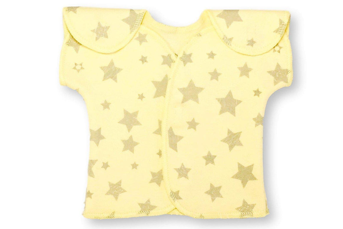 Preemie T-Shirt // Yellow Star-NICU shirts-UniqueKidz