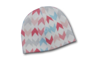 Preemie Wrap Set // Chevron Pink-Nicu Wrap Set-UniqueKidz