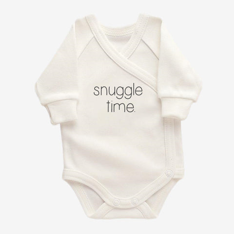 Bodysuit Cream // Snuggle Time