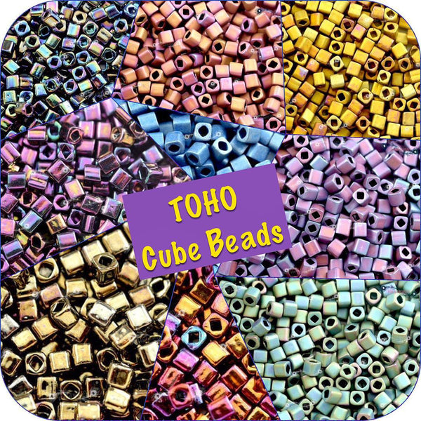 All TOHO Cubes