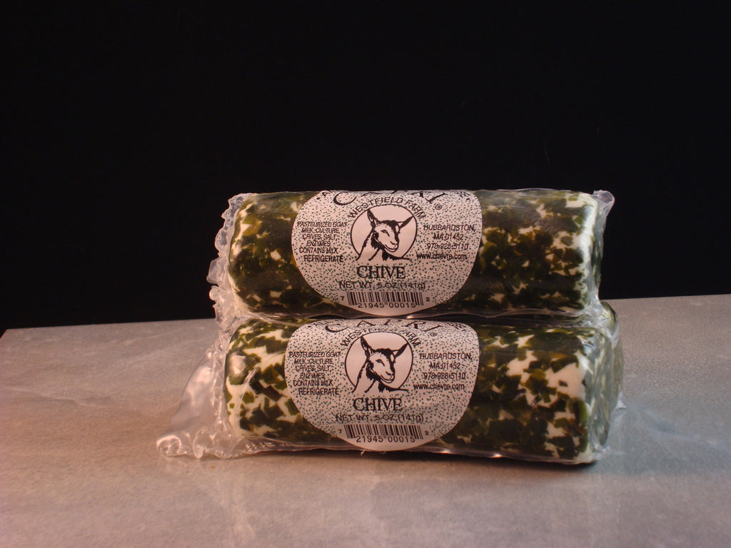 Chive Capri Log 5 oz