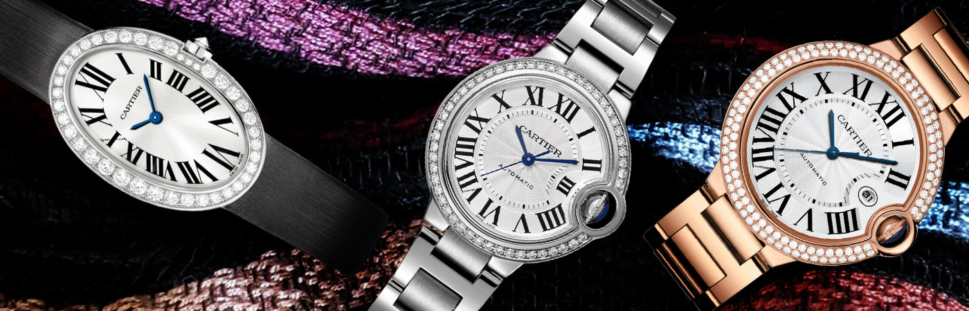 Shop Pre-owned Timepieces