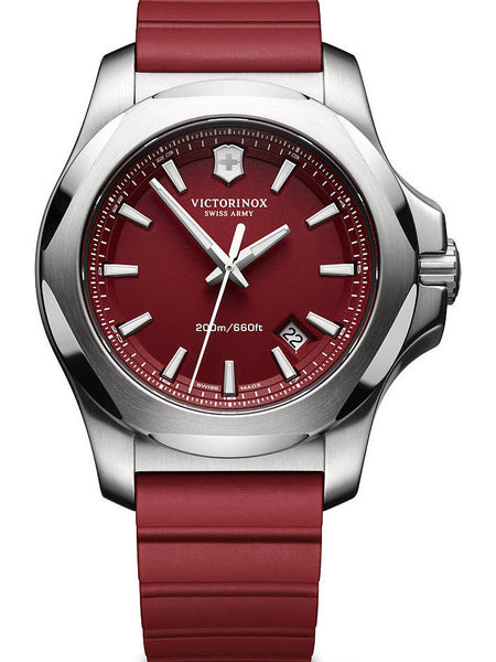 Victorinox Swiss Army INOX Stainless Steel 43mm 241719.1 Watch