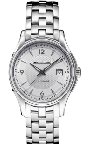 Hamilton Jazzmaster Viewmatic Automatic Stainless Steel Silver Dial 40mm H32515155 Watch