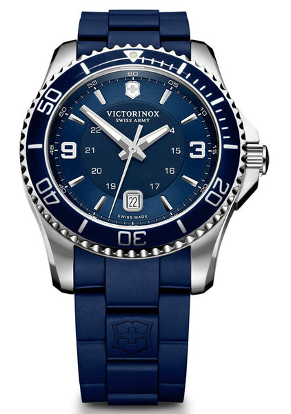 Victorinox Swiss Army Maverick Large Blue 43mm 241603 Watch