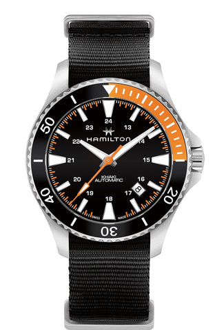 Hamilton Khaki Navy Scuba Divers Automatic 40mm Stainless Steel H82305931 Watch