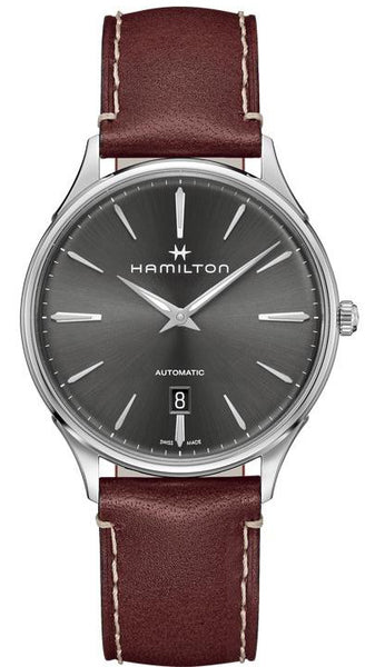Hamilton Jazzmaster Thinline Automatic 40mm Steel H3852881