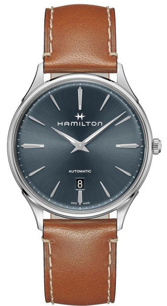 Hamilton Jazzmaster Thinline Automatic 40mm Steel H38525541 Watch