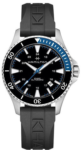 Hamilton Khaki Scuba Automatic Steel Blue 40mm H82315331 Watch