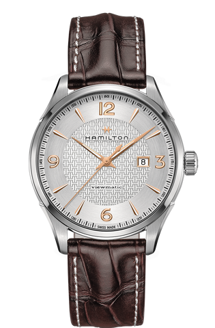 Hamilton Jazzmaster Viewmatic Automatic 44mm Steel H32755551