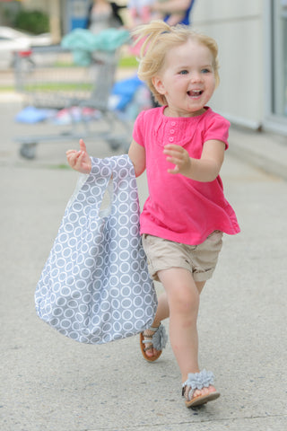 Grocery Bag by Smitten Baby