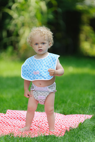MessGuard Bib by Smitten Baby