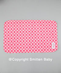 Smitten Baby MessPad Placemats - Mealtime Waterproof Two Layers Placemat