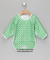 Make-a-Mess Bibs by Smitten Baby - Regular (6-24 months)