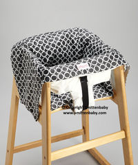 Smitten Baby Swing it Swing & Restaurant High Chair Cover