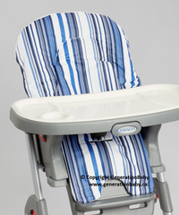Generation Baby High Chair Cover - High Chair Cover Waterproof & Made In Canada