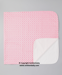 "Smitten Baby Make-a-Mess Mat, Regular 28""x58"" & Large 35""x58"""