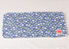Blue Celery Mess Pad Placement - Made In Canada Waterproof Placemat