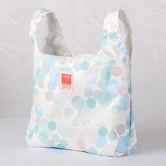 Blue Celery Chic Grocer Reusable Bag - Made in Canada Two-Layer Waterproof Bag