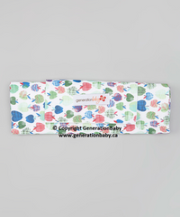 Generation baby Easy Changer - Made In Canada Waterproof Baby Change Mat, Reusable Public Washroom Changing Pad