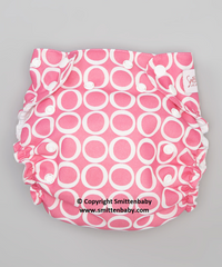 Smitten Baby Pocket Diaper - Reusable Pocket Cloth Diaper, Made In Canada Pocket Diaper
