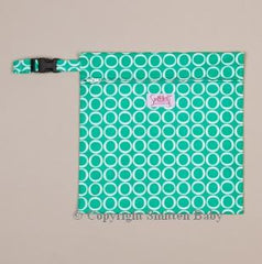 "Smitten Baby  Wet Totes Regular (11"" x 11"")"
