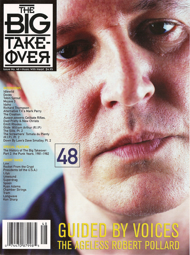 Big Takeover: Back Issue No. 48 2001