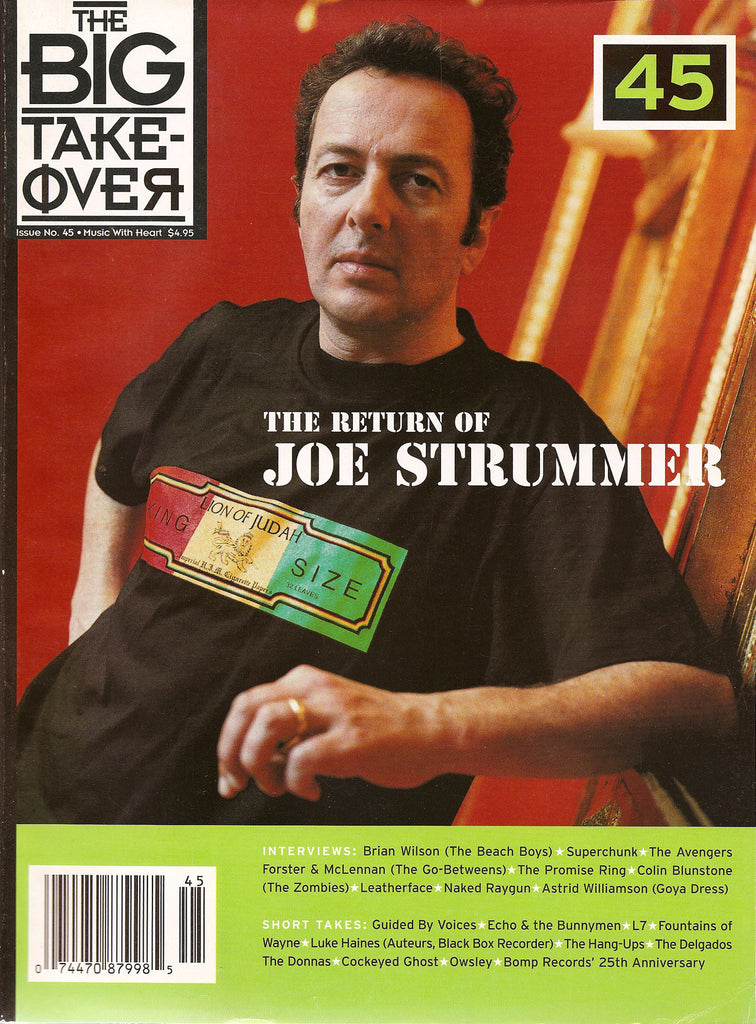 Big Takeover: Issue No. 45 1999