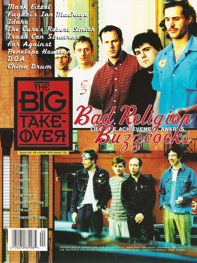 Big Takeover: Issue No. 40 1997