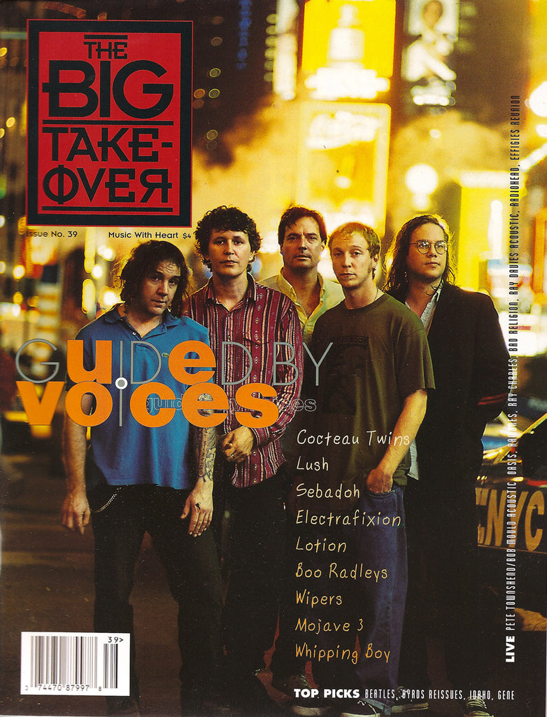 Big Takeover: Issue No. 39 1996