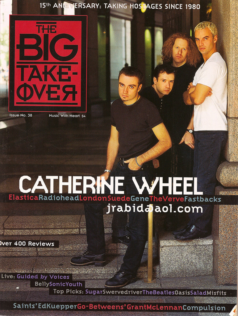 Big Takeover: Issue No. 38 1996