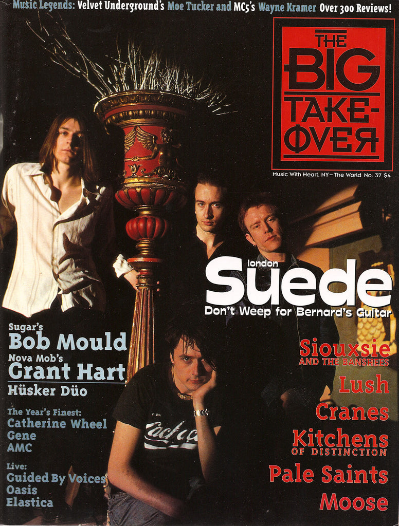 Big Takeover: Issue No. 37 1995