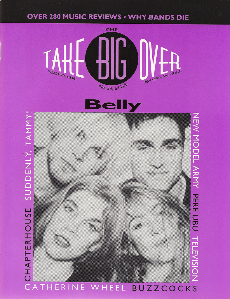 Big Takeover Issue No. 34 1994