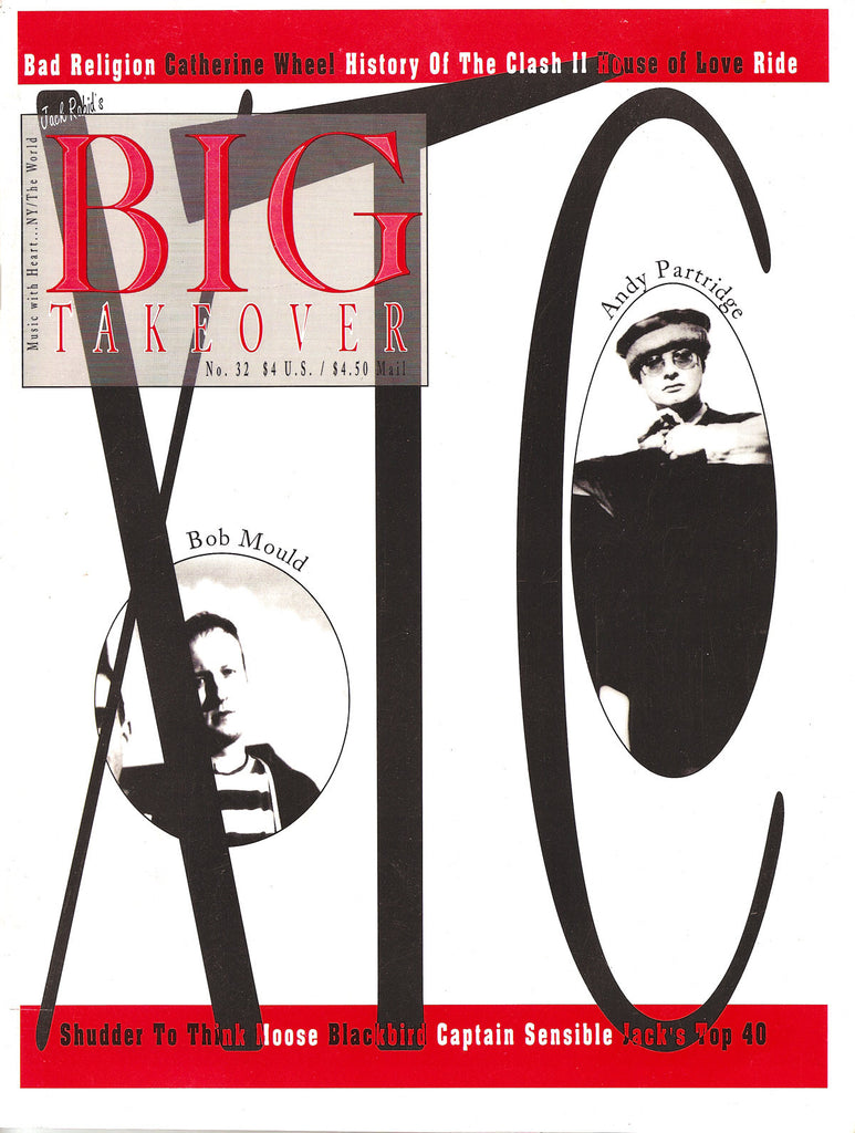 Copy of Big Takeover: Issue No. 32 1992 PDF