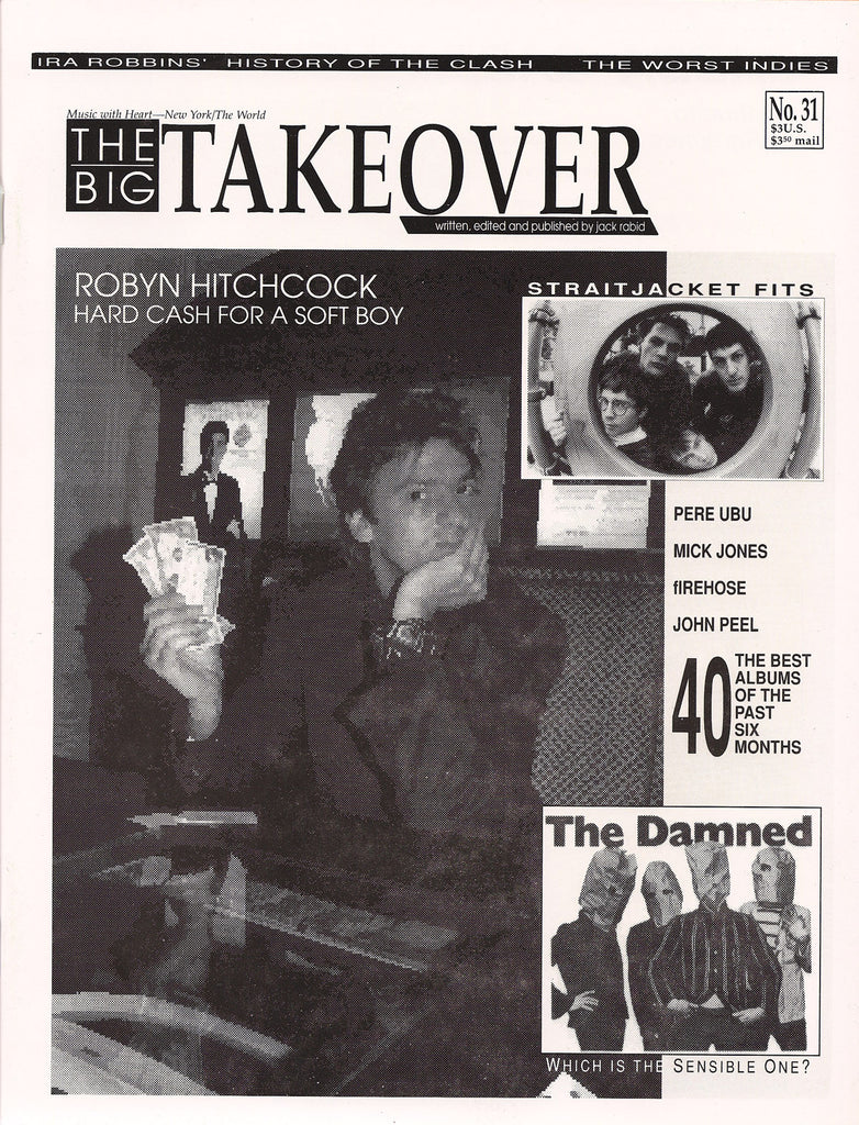 Big Takeover: Issue No. 31 1991