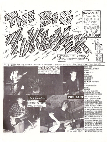 Big Takeover: Issue No. 26-28 1989-1990