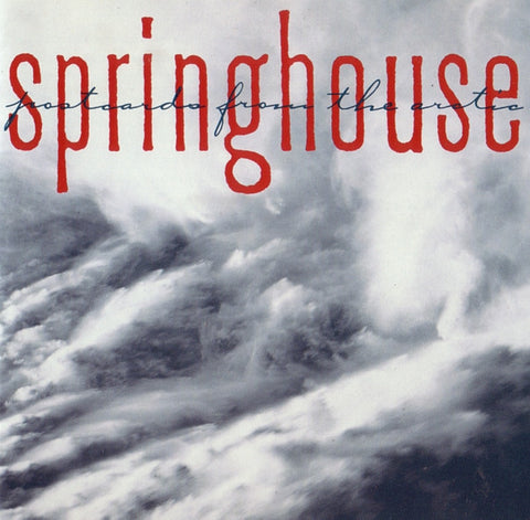 Springhouse - Postcards From The Arctic [CD LP]