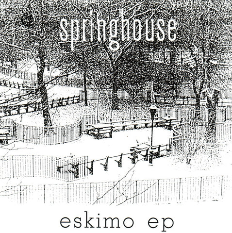 Springhouse - Eskimo [CD EP]